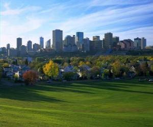 Rompicapo di Edmonton, Canada