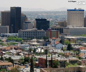 Rompicapo di El Paso, Stati Uniti d'America