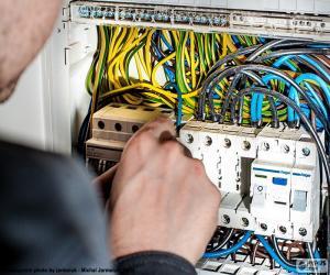 Rompicapo di Elettricista, quadro elettrico