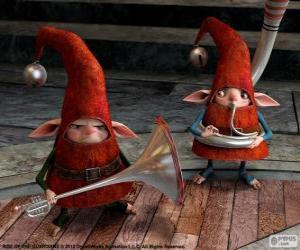 Rompicapo di Elfi. Le 5 leggende