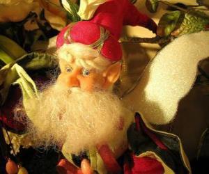 Rompicapo di Elfo di Natale