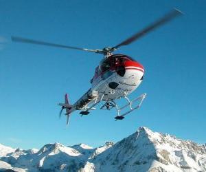 Rompicapo di Elicottero di salvataggio