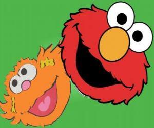 Rompicapo di Elmo e Zoe