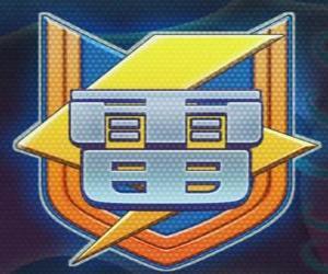 Rompicapo di Emblema della squadra Raimon