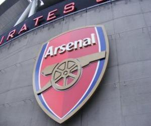Rompicapo di Emblemi di Arsenal F.C.
