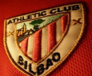 Rompicapo di Emblemi di Athletic Club - Bilbao -