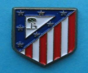 Rompicapo di Emblemi di Atlético de Madrid