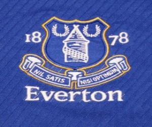 Rompicapo di Emblemi di Everton F.C.