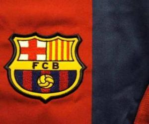 Rompicapo di Emblemi di F. C. Barcelona