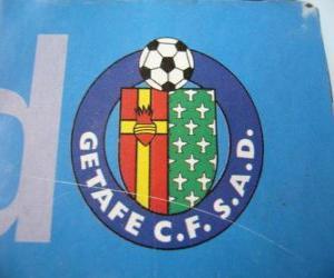 Rompicapo di Emblemi di Getafe C.F.