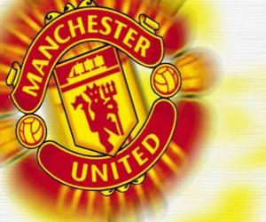 Rompicapo di Emblemi di Manchester United F.C.