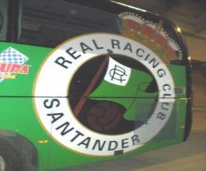 Rompicapo di Emblemi di Racing de Santander