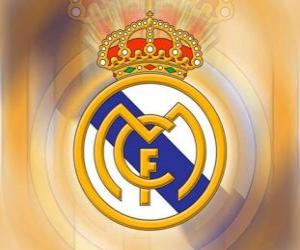 Rompicapo di Emblemi di Real Madrid