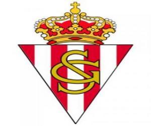Rompicapo di Emblemi di Real Sporting de Gijón