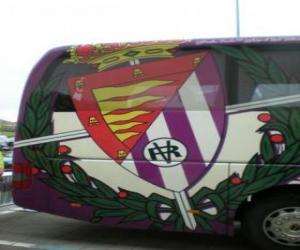 Rompicapo di Emblemi di Real Valladolid C. F.