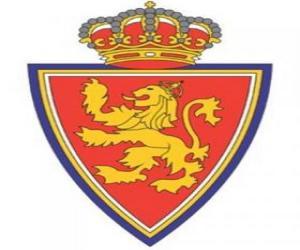Rompicapo di Emblemi di Real Zaragoza.