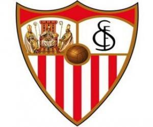 Rompicapo di Emblemi di Sevilla F.C