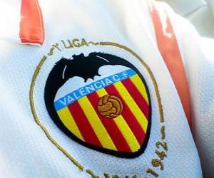 Rompicapo di Emblemi di Valencia C.F