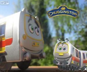 Rompicapo di Emery, il treno rapido da Chuggington
