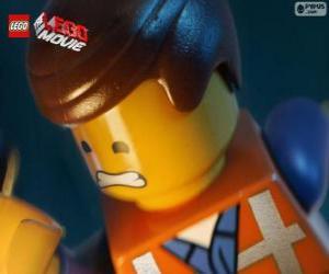Rompicapo di Emmet da Lego il Film