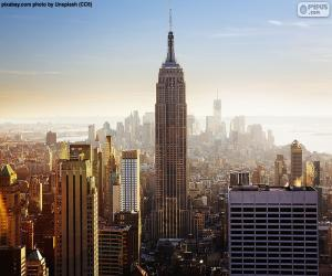 Rompicapo di Empire State Building, New York