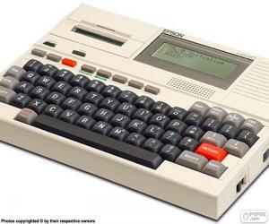 Rompicapo di Epson HX-20 (1981)