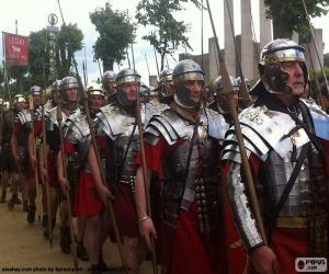 Rompicapo di Esercito romano