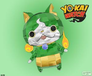 Rompicapo di Esmenyan, Yo-Kai Watch