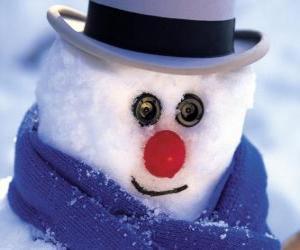 Rompicapo di Fachia pupazzo di neve