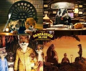 Rompicapo di Fantastic Mr. Fox