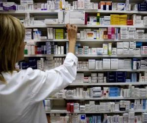 Rompicapo di Farmaceutica di assumere un farmaco