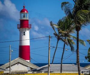 Rompicapo di Faro de Itapua, Brasile