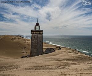 Rompicapo di Faro di Rubjerg Knude, Danimarca