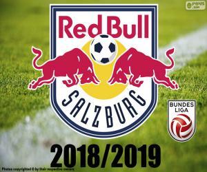 Rompicapo di FC Salisburgo, Bundesliga 2019