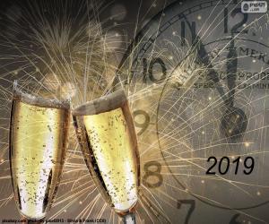 Rompicapo di Felice anno 2019