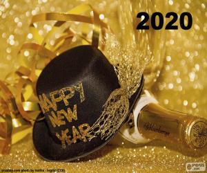 Rompicapo di Felice Anno Nuovo 2020