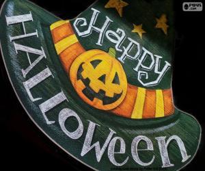 Rompicapo di Felice halloween