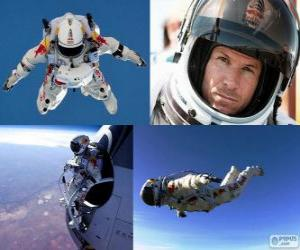 Rompicapo di Felix Baumgartner salto stratosfera