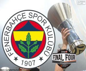 Rompicapo di Fenerbahçe, campione Eurolega 2017