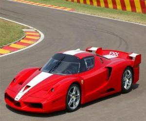 Rompicapo di Ferrari FXX