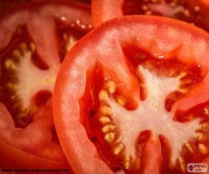 Rompicapo di Fette di pomodoro