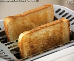 Rompicapo di Fette nel tostapane