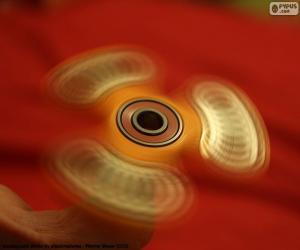 Rompicapo di Fidget spinner