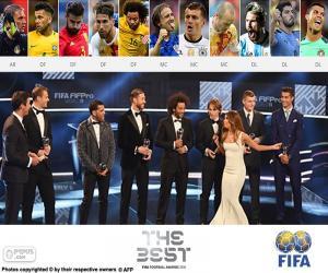 Rompicapo di FIFA/FIFPro World11 2016