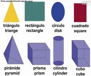 Rompicapo di Figure geometriche di base