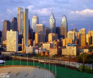 Rompicapo di Filadelfia, Stati Uniti