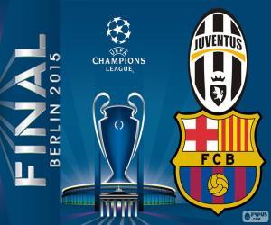 Rompicapo di Finale Champions League 14-15