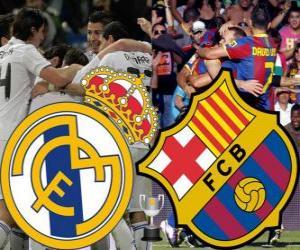 Rompicapo di Finale Copa del Rey 2010-11, Real Madrid - FC Barcelona