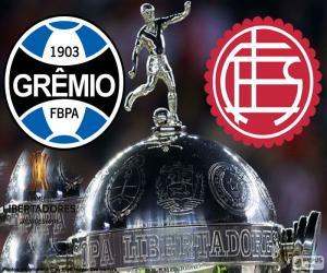 Rompicapo di Finale Coppa Libertadores 17