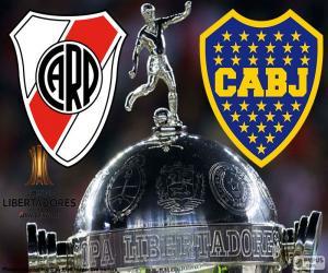 Rompicapo di Finale Coppa Libertadores 2018